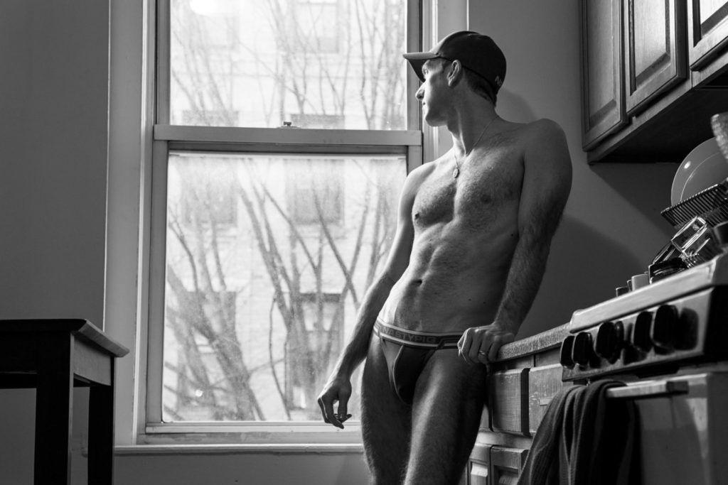 Sam Devries New York City January 2020